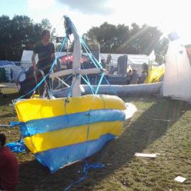 Opblaasboot LL'13